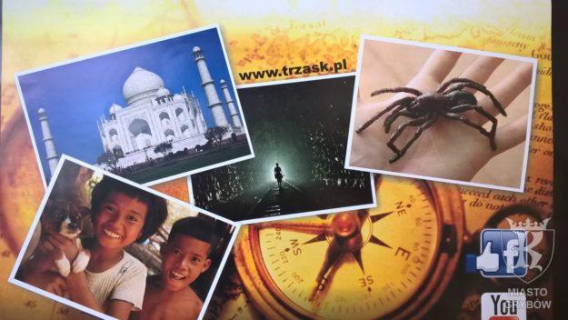 2016-05-09: Spotkanie z podróżnikiem