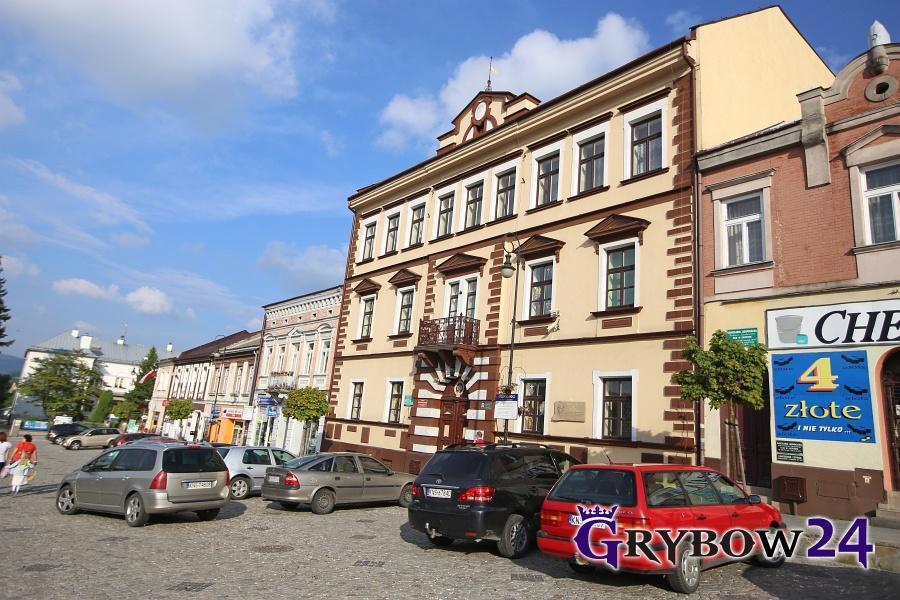 Grybow24.pl: Nowy budynek dla liceum