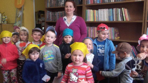 2016-05-11: Pierwsza wizyta w bibliotece