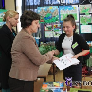 2016-04-22: Grybow24.pl - Gminny konkurs przyrodniczy
