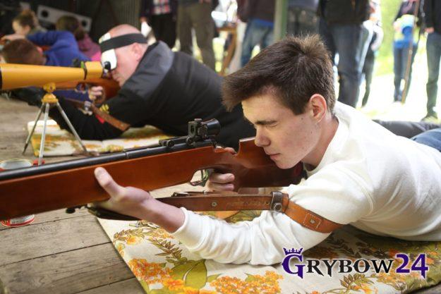 2016-05-08: Grybow24.pl - Zawody strzeleckie
