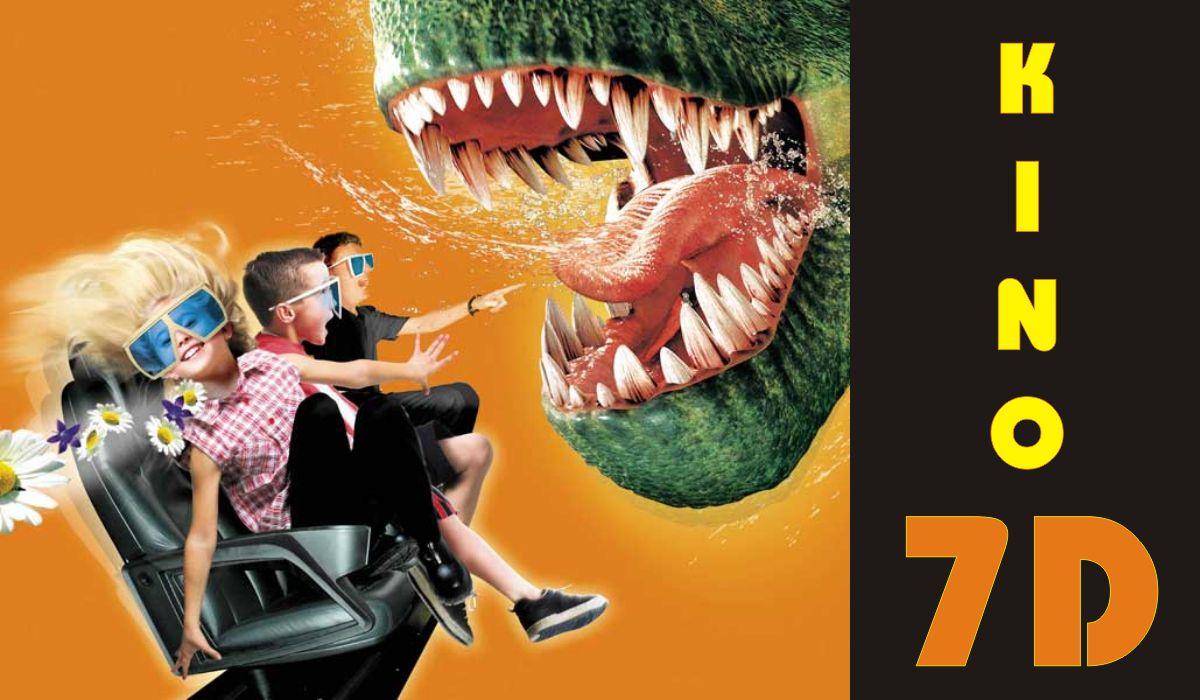 Zapraszamy do mobilnego kina 7D