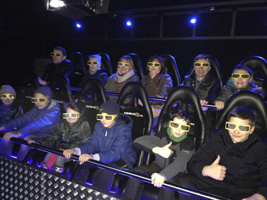 Zapraszamy domobilnego kina 7D