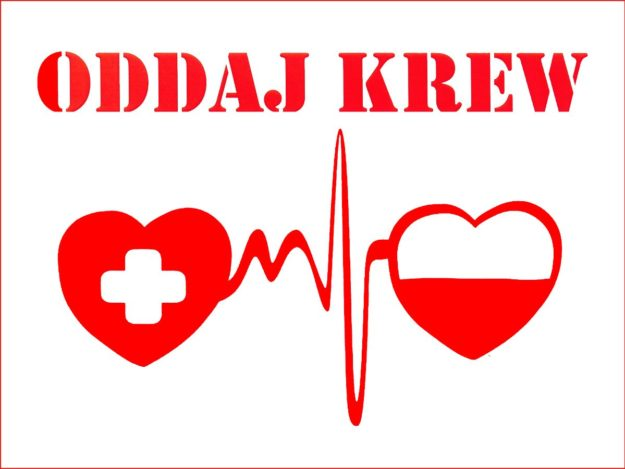 Akcja oddawania krwi