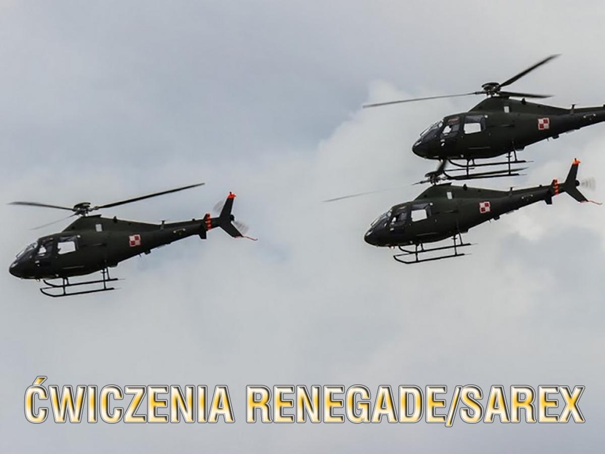 Ćwiczenia RENEGADE/SAREX