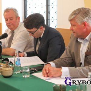 2016-06-22: XXIII Sesja Rady Miejskiej w Grybowie