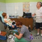 2016-05-29: Grybow24.pl - Akcja oddawania krwi