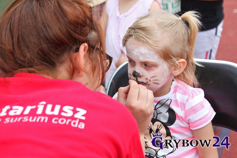 2016-06-01: Grybow24.pl - Dzień Dziecka na Orliku