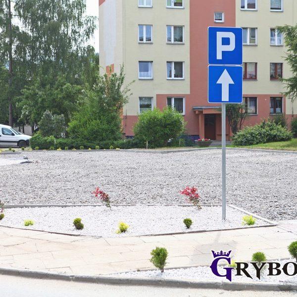 Grybow24.pl: Nowe miejsca parkingowe w mieście