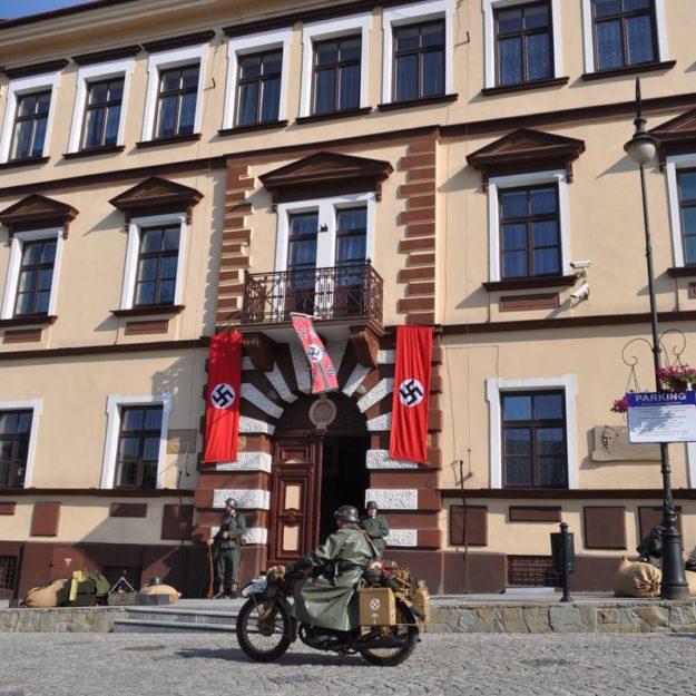 2016-06-04: Rekonstrukcja na Ziemi Grybowskiej