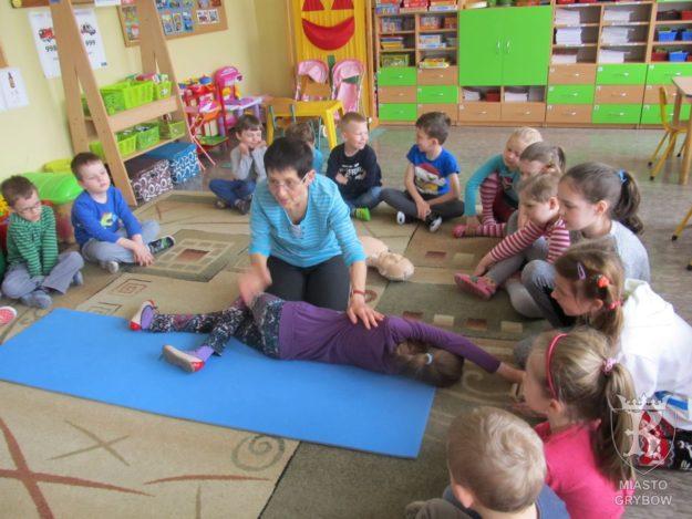 Pierwsza pomoc już w przedszkolu