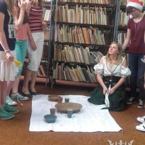 """2016-06-24: Występ kółka teatralnego """"Tragiko"""""""