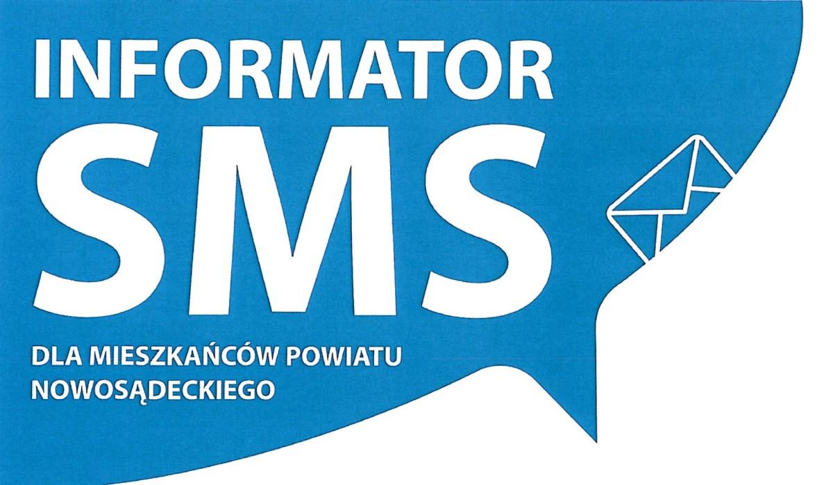 Informator SMS dla mieszkańców
