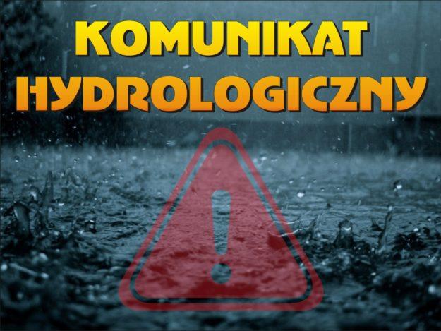 Komunikat hydrologiczny