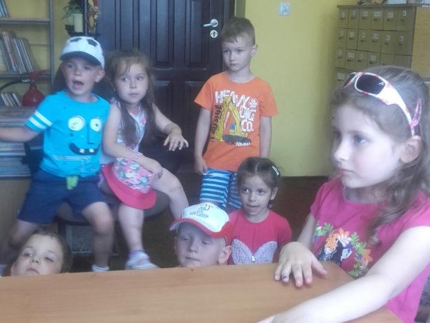 Cała Poska Czyta Dzieciom