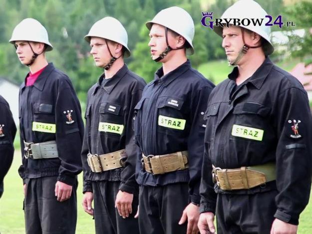 2016-06-19: Miejsko-Gminne Zawody Sportowe Pożarnicze w Grybowie