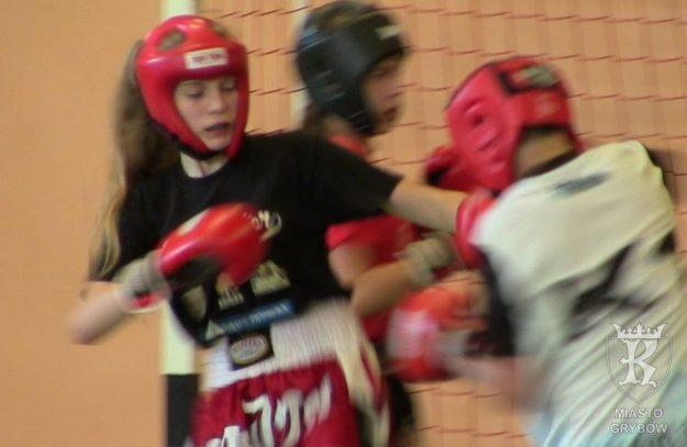 Julka Oleksy w walce ze swym kolegą z kadry