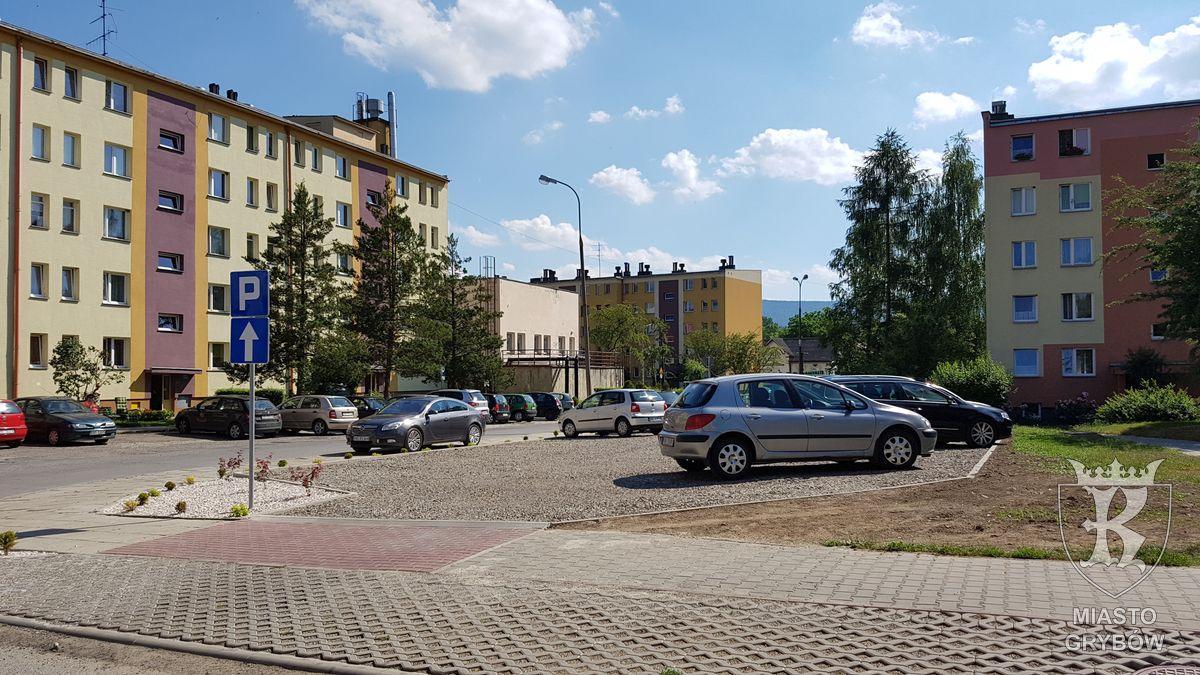 2016-06-29: Nowe miejsca parkingowe w mieście