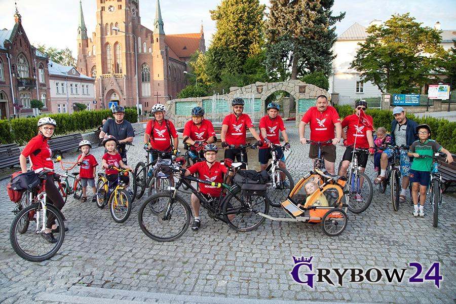 """Grybow24.pl: Wspólnie z """"Sokołem"""" wybierzmy się na rowery!"""