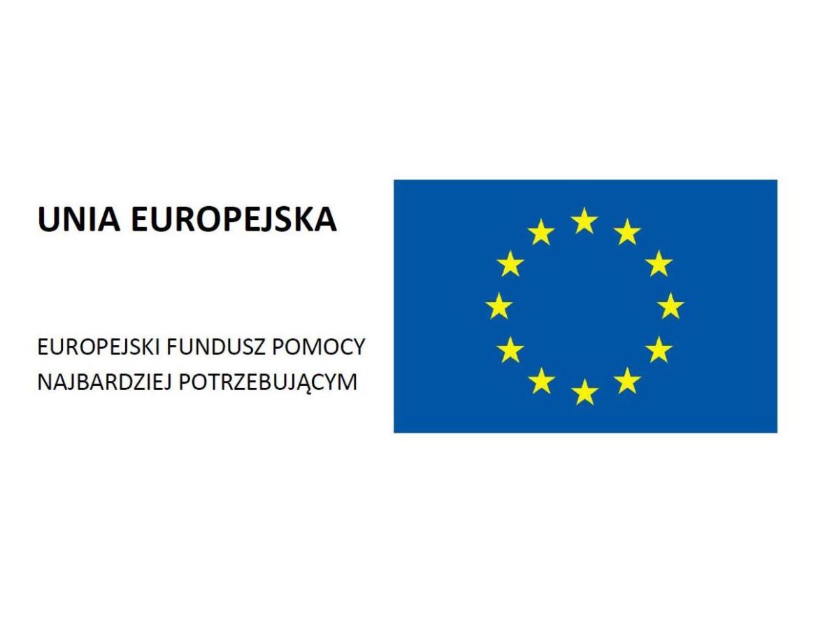 """Logo """"Program Operacyjny Pomoc Żywnościowa 2014-2020"""""""