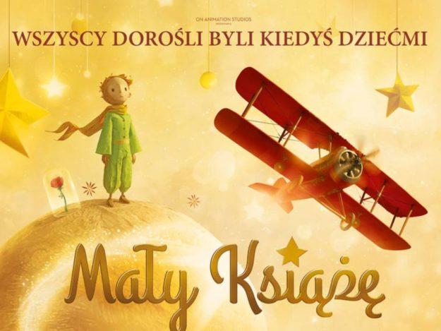 """Plakat """"Mały Książę"""""""