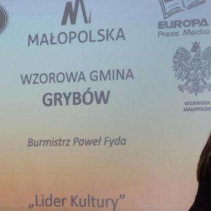 """Wzorowa Gmina """"Lider Kultury"""""""