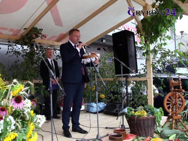 2016-08-21: Grybow24.pl - Dożynki 2016 w Grybowie