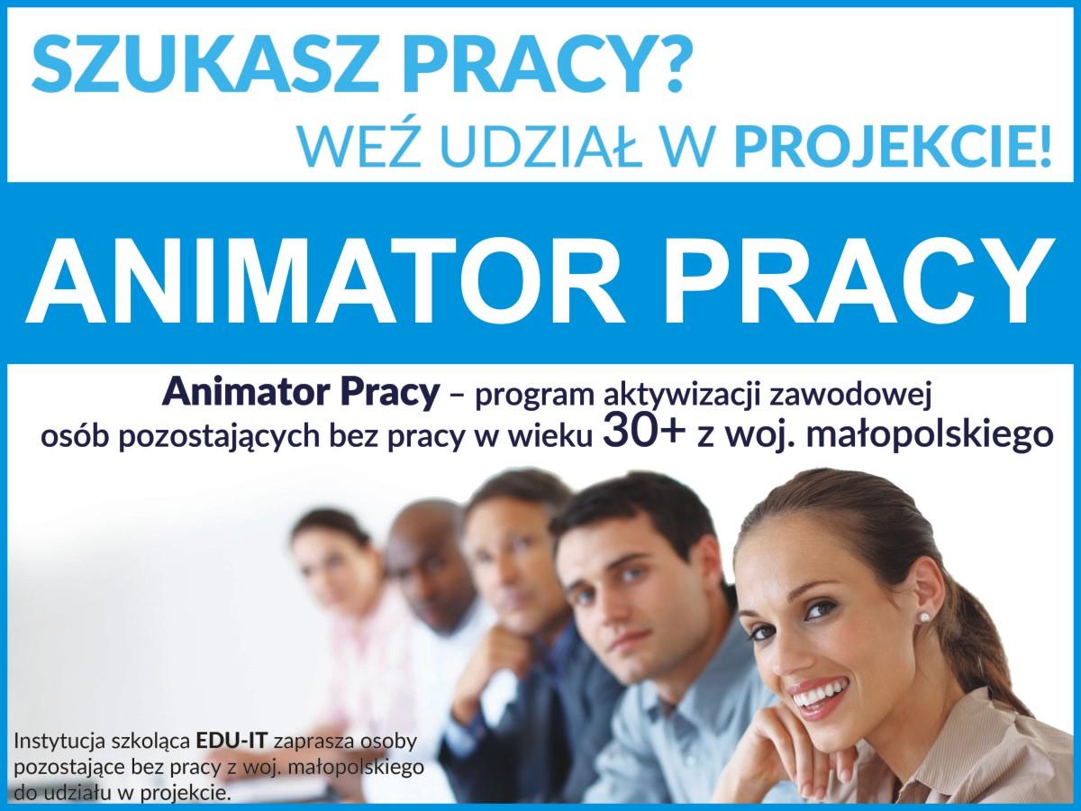"Projekt ""Animator Pracy"""