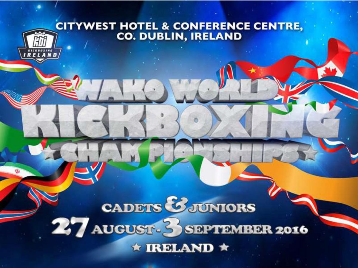 Mistrzostwa Świata w Kickboxingu - Irlandia 2016
