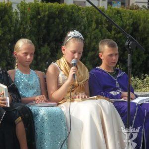 """2016-09-03: Narodowe czytanie """"Quo vadis"""" Henryka Sienkiewicza"""