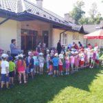 2016-09-09: Dzień Sportu wprzedszkolu podczas Jesieni Grybowskiej 2016