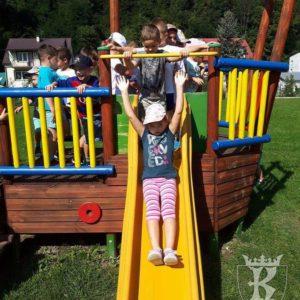 2016-09-09: Dzień Sportu w przedszkolu podczas Jesieni Grybowskiej 2016