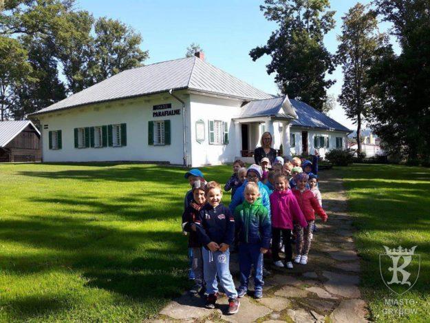 2016-09-27: Wizyta w Muzeum Parafialnym