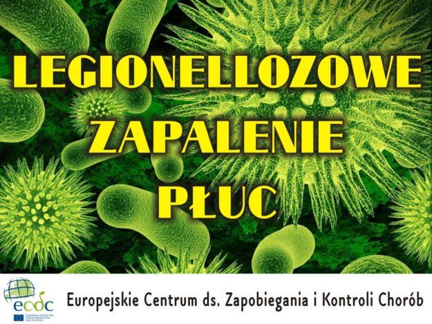 Legionellozowe zapalenie płuc