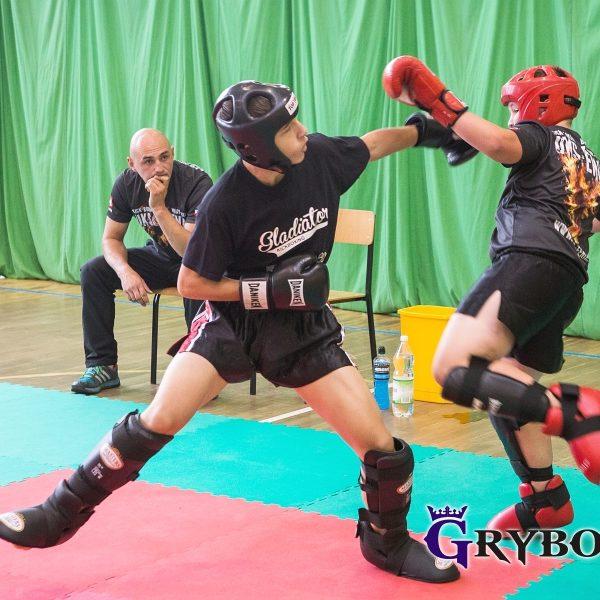 2016-09-17: Grybow24.pl - II Turniej Kickboxingu