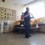 2016-10-26: Spotkanie z Policjantem