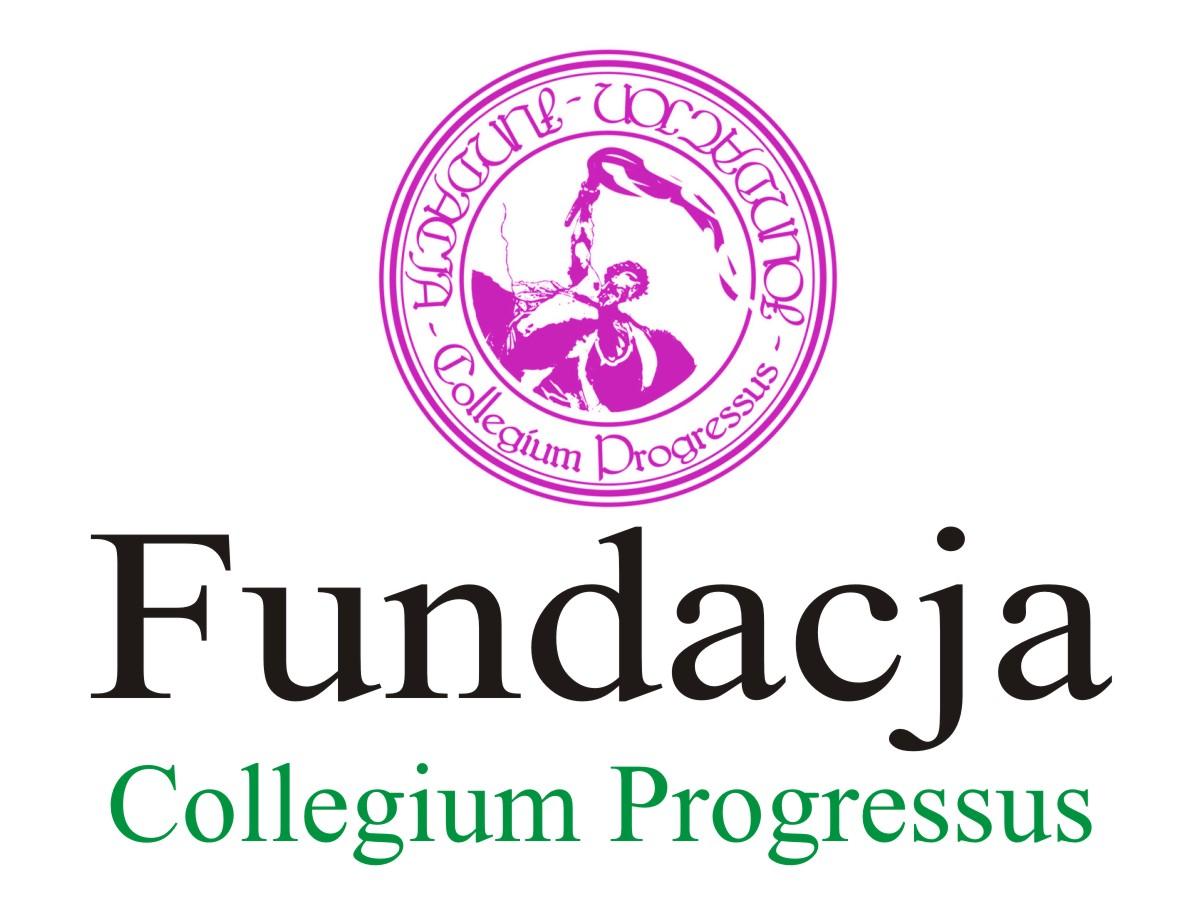 """Logo """"Fundacja Collegium Progressus"""""""