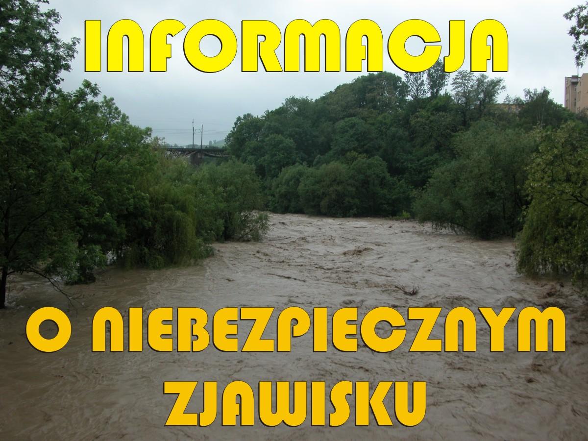 Komunikat: Otrzeżenie hydrologiczne