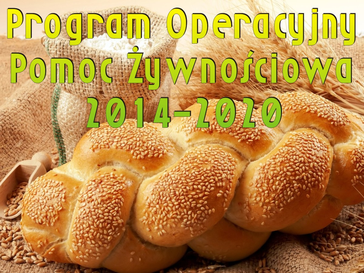 Program Operacyjny Pomoc Żywnościowa 2014-2020