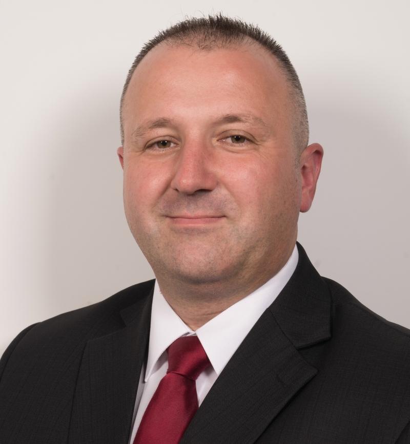 Paweł Fyda - Burmistrz Miasta Grybów