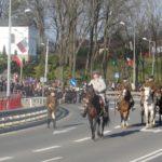 2016-11-11: Narodowe Święto Niepodległości w Grybowie
