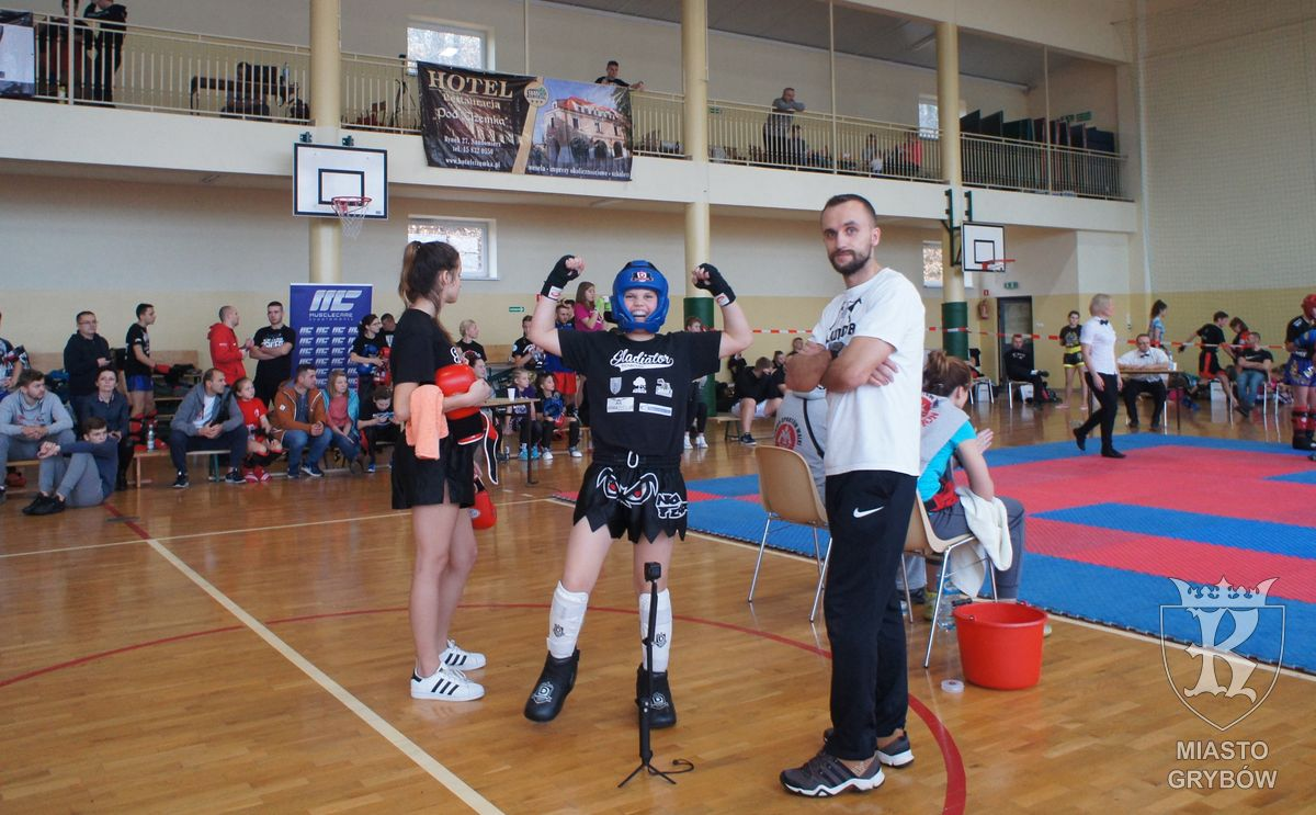 2016-11-04/06: Puchar Polski wKickboxingu