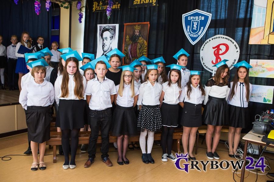 2016-10-15: Jubileusz 50-lecia Szkoły Podstawowej Nr 1 w Grybowie