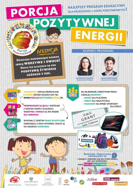 Porcja pozytywnej energii