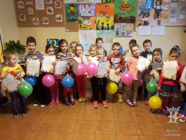 """2016-11-09: Podsumowanie konkursu """"Mój ulubiony sport"""""""