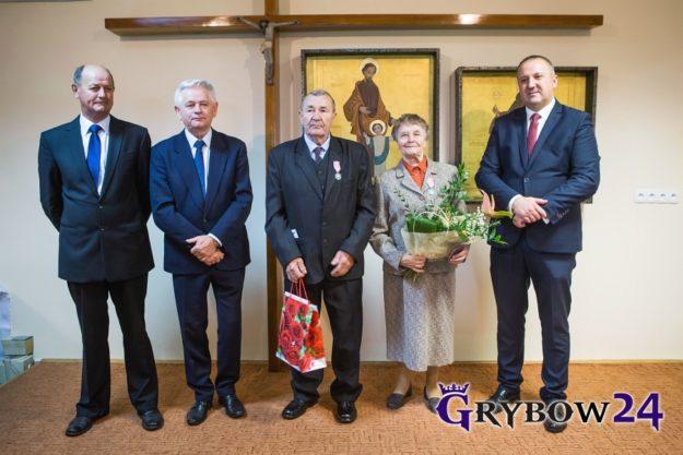 2016-10-25: Jubileusz Złotych Godów par małżeńskich