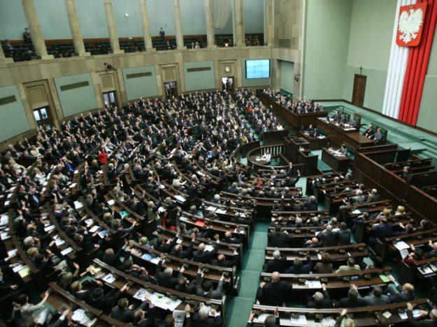 Sejm: Sala Obrad