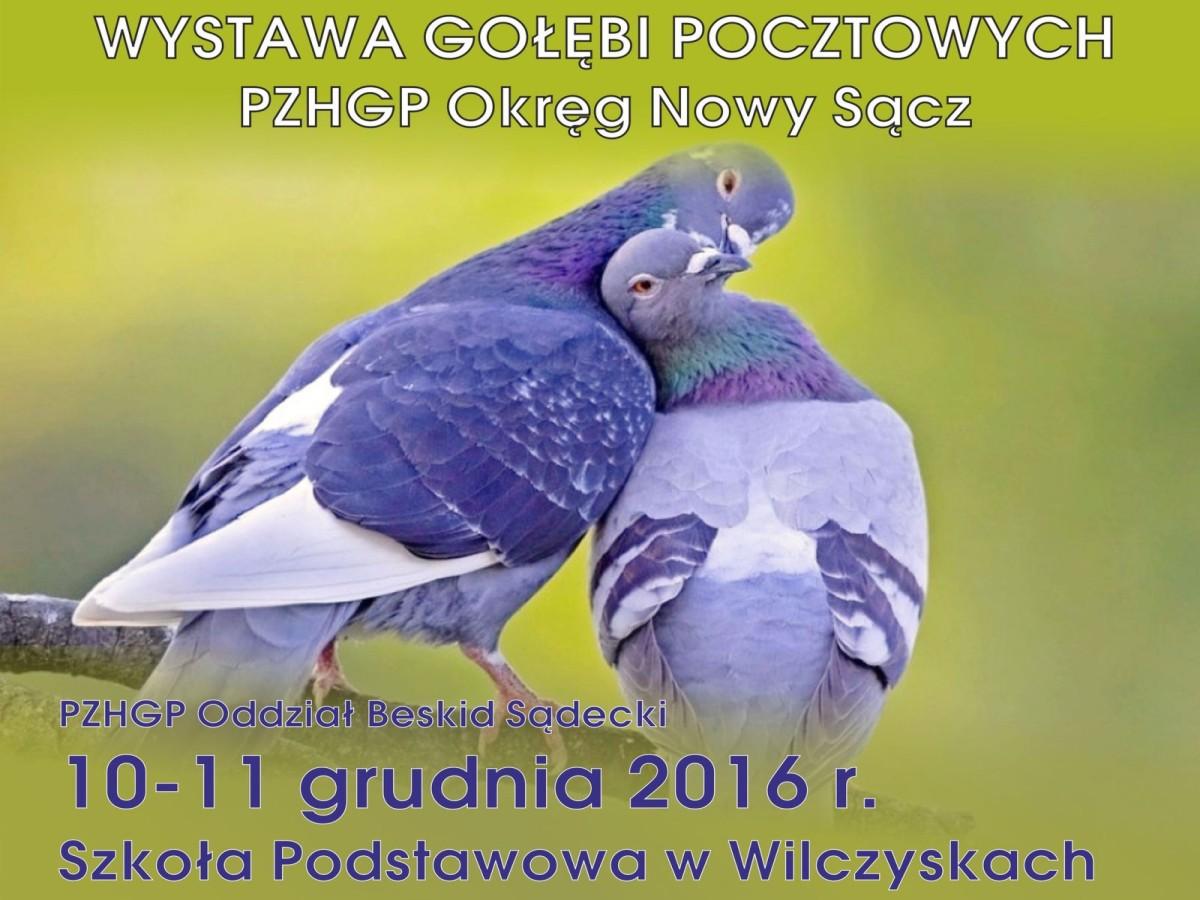 XXXVIII Okręgowa Wystawa Gołębi Pocztowych