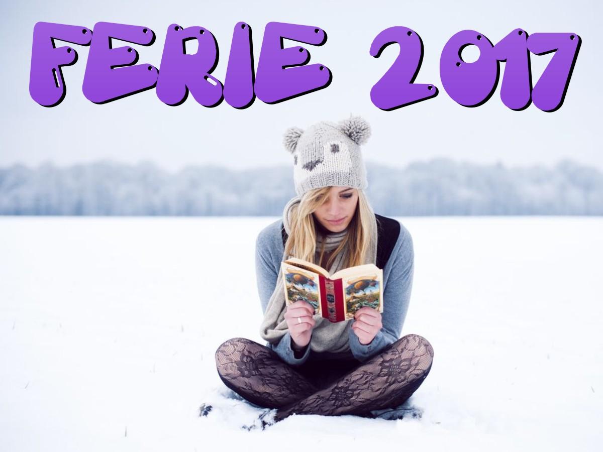 Spędź zimowe ferie w bibliotece