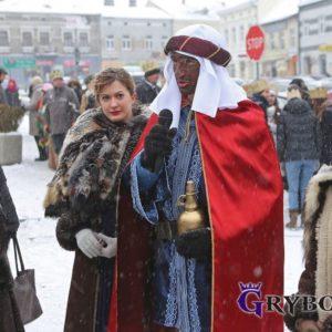 Żywa Szopka oraz Orszak Trzech Króli